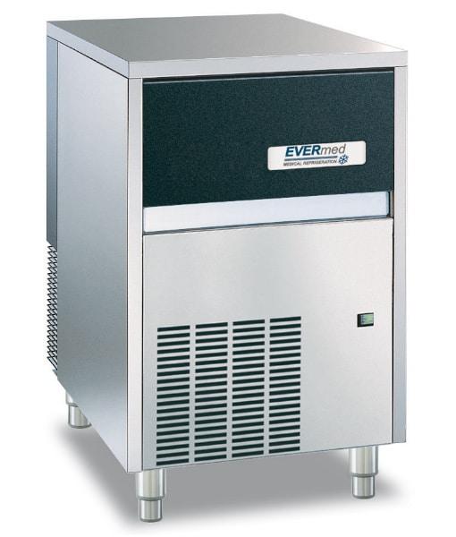 """Evermed_CIM isterningmaskine Isterningsmaskine, 90 – 250kg/h, """"CIM"""" serien"""