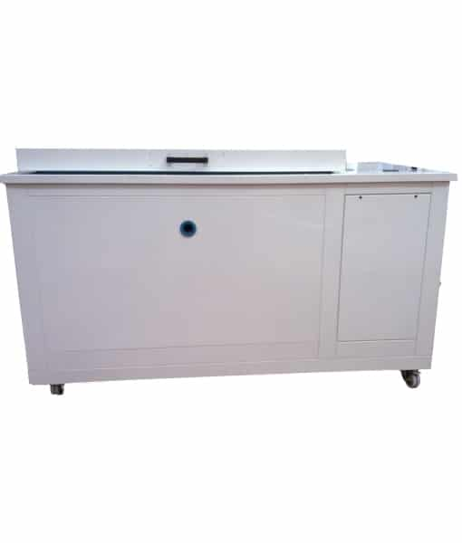 Frosting cabinet