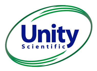 Unity scientific logo